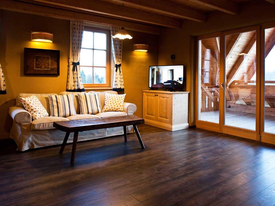 Udobna in prijetna namestitev v apartmaju